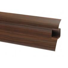 Плинтус COMFORT под проводку 54 мм венге 2,5м