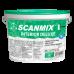Водно-дисперсионная краска для внутренних работ Scanmix INTERIOR DELUXE 14 кг