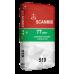 Универсальная серая стартовая шпаклевка Scanmix ТТ Grey 519 мешок 25кг