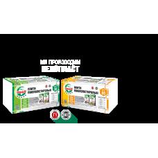 ПЕНОПЛАСТ ANSERGLOB EPS S (Плотность 7,5 кг/м3/Г1) 1000х500х50мм / цена за м2